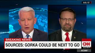 Trump adviser Sebastian Gorka's credentials questioned