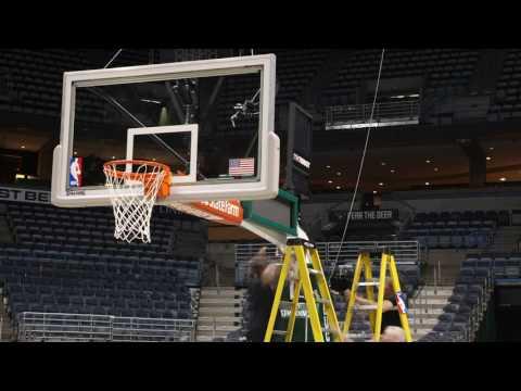 Realidad Virtual en el All Star de la NBA