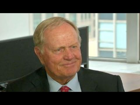 Jack Nicklaus talks golf, life and politics with Bret Baier