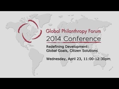 Redefining Development: Global Goals, Citizen Solutions
