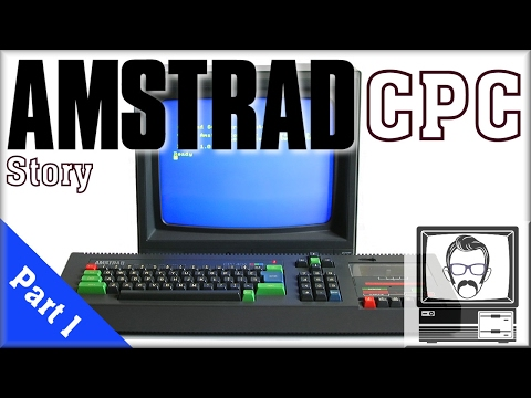 Amstrad CPC Story   Nostalgia Nerd