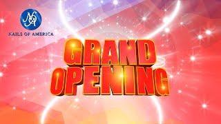 Nails Of America   3779 | Grand Opening Super Deals!