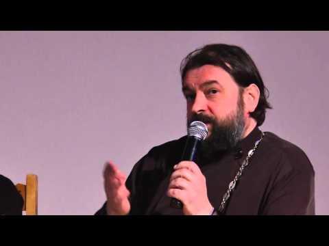 Протоиерей Андрей Ткачев - беседа о добре и зле. (Курск. 4 апреля 2016 г.)
