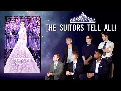 The Crown by Kiera Cass | 'Suitors Tell All' Capitol Report Episode