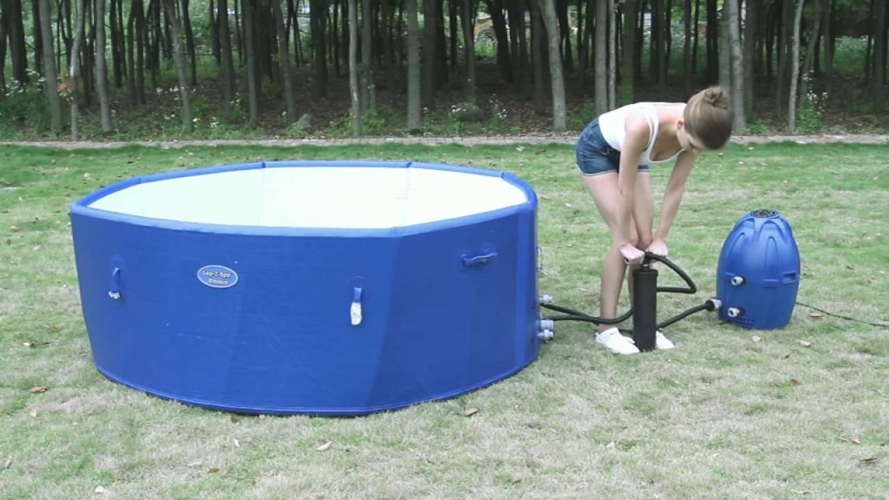 Bestway layzspa whirlpool