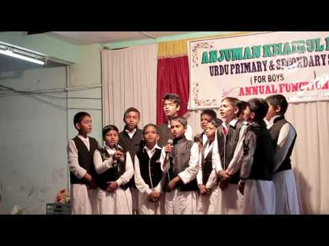 Aki Boys annual day 1st half