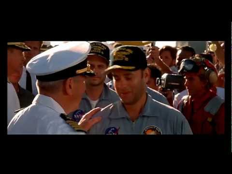 Jim Lovell's cameo appearance in Apollo 13