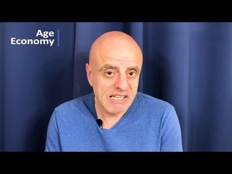 Message de Frédéric Serrière, organisateur d'AgeEconomy