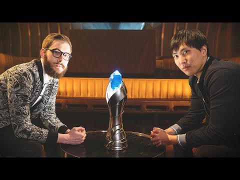 The Bosses: Doublelift vs Bjergsen | 2019 LCS Spring Finals Tease