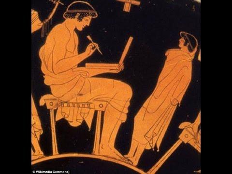 1748+Puabi Laptop Computer in Ancient Greece古代ギリシアのラップトップ・コンピュータ+謎の女王プアビbyはやし浩司Hiroshi Hayashi