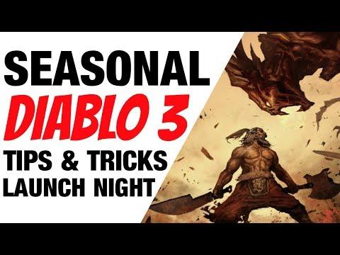 Diablo 3 - Season 13 Guide Tips & Tricks Leveling, Gearing, Torments, Meta, XP Fast