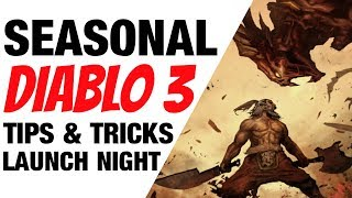 Diablo 3 - Season 13 Guide Tips & Tricks Leveling, Gearing, Torments, Meta, XP Fast