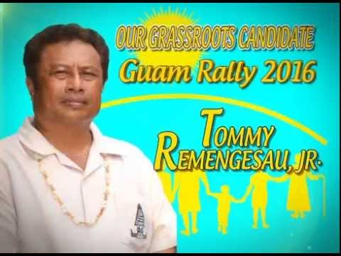 Grassroots Candidate Rally in Guam October 8 2016