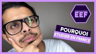 EEF - علاش تجي تقرا في فرنسا ؟ نصائح من ذهب