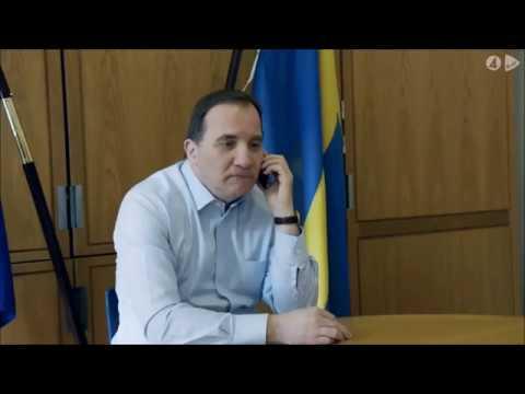 Putin Ringer Stefan Löfven! Klipp Från Parlamentet