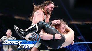 The New Day & Heavy Machinery vs. Bryan, Rowan, Owens & Zayn: SmackDown LIVE, June 25, 2019 thumbnail
