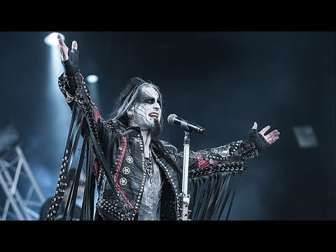 Shagrath (Dimmu Borgir) played drums/guitar in Fimbulwinter band
