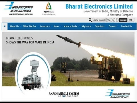 Bharat Electronics Limited Analysis As On 16 02 2019
