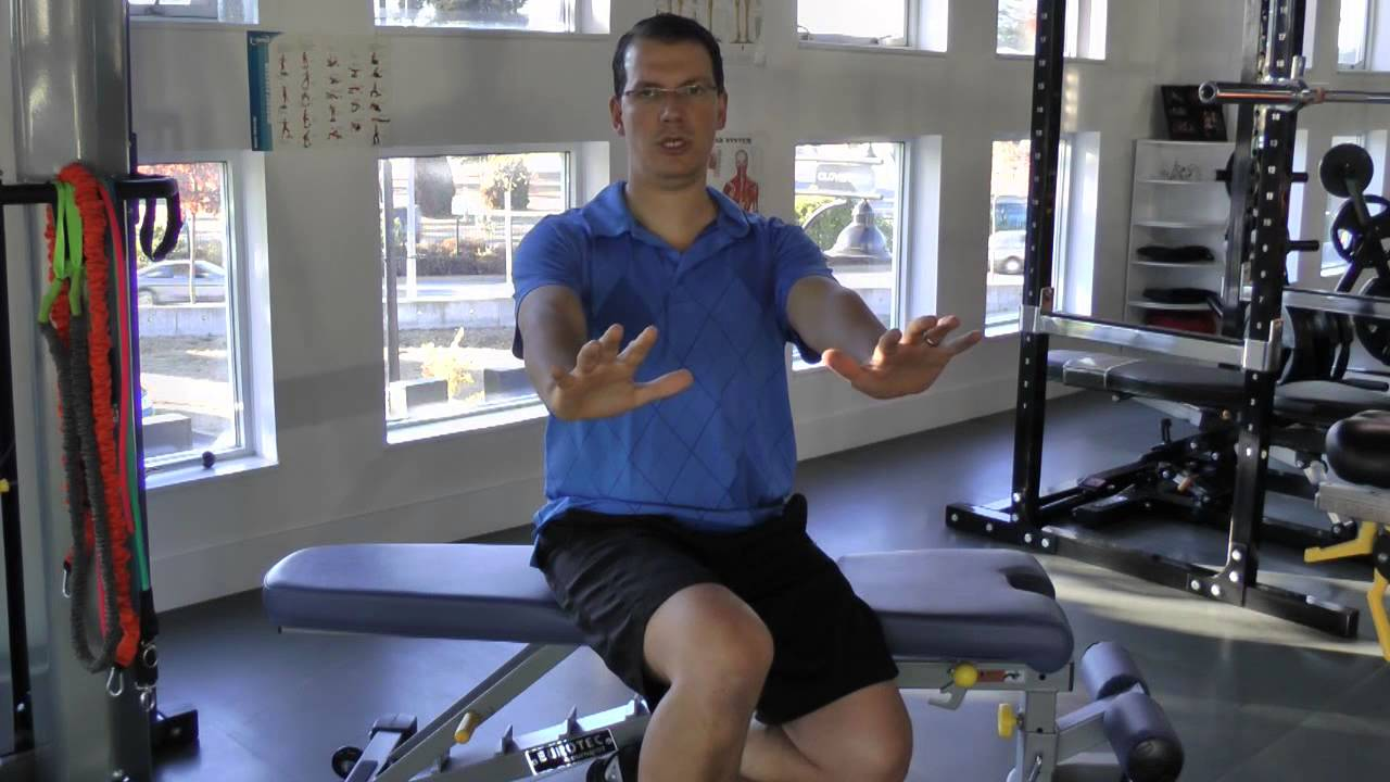Sore Shoulder Bench Press Part - 25: How To Avoid Shoulder Pain When Bench Pressing - YouTube