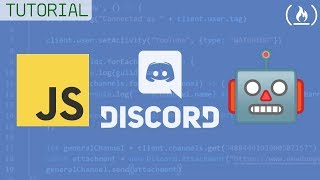 Comment Construire une Discorde Bot - Full JavaScript Chatbot Tutoriel