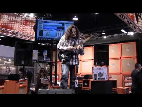 Orange OPC video demo at NAMM 2011