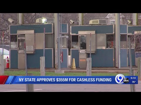 Tom & Becky - Cashless Toll Booths Get Funding; Upgrade To Be Finished By End Of 2020