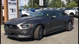 2015 Ford Mustang GT W/ Backup Camera, Bluetooth,  CD Preview| Island Ford