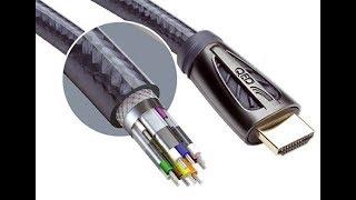 Как устроен HDMI кабель внутри