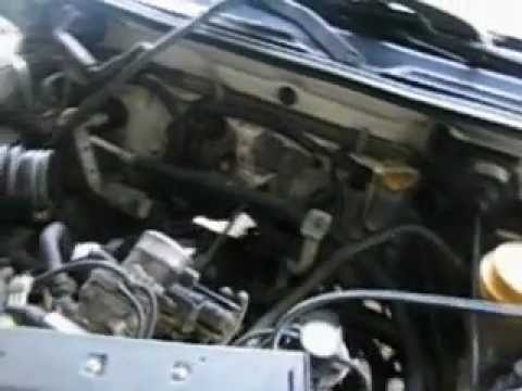 Subaru Legacy Outback Starter Replacement Pt 1 Of 7