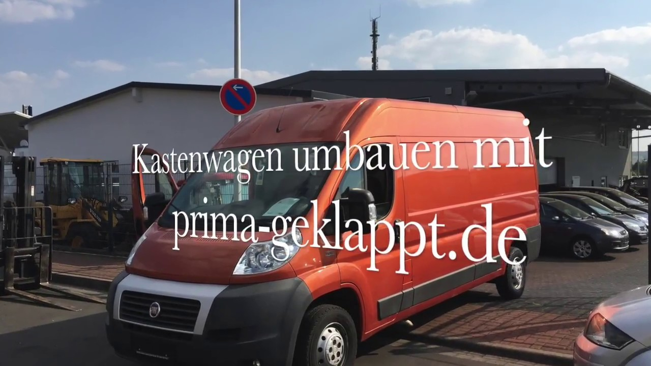diesel standheizung nachr sten im kastenwagen wohnmobil youtube. Black Bedroom Furniture Sets. Home Design Ideas
