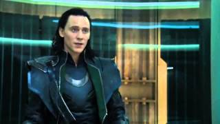 "LOKI & Black Widow ""Mewling Quim"""