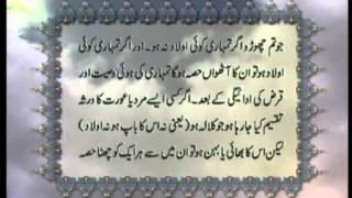 Surah Al-Nisa' v.1-24 with Urdu translation, Tilawat Holy Quran, Islam Ahmadiyya