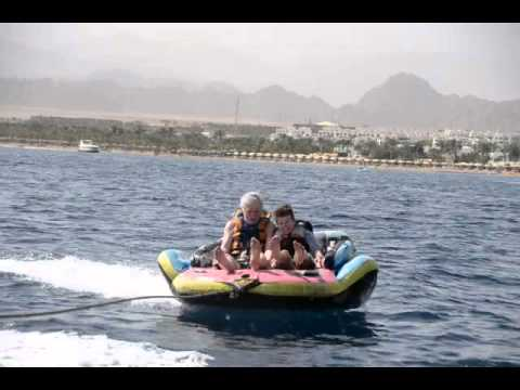 Tube Ride in Sharm El-Sheikh with San Marino Water Sports