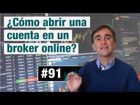 # 91 - Tutorial - Cómo abrir una cuenta en un broker online en 2019  - FTS