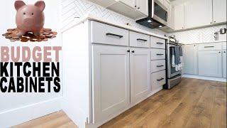 number one part of a kitchen remodel are the cabinets. They