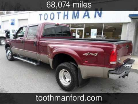 2004 ford super duty f 350 drw used cars grafton west virginia 2013 11 23 youtube. Black Bedroom Furniture Sets. Home Design Ideas