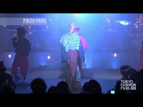 """NOZOMI ISHIGURO"" Full Show Haute Couture Fall 2014 Collection Tokyo Fashion Film by Fashion Channel"