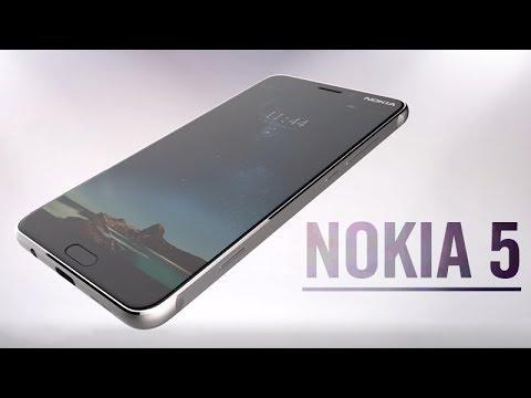 Hp Terbaru Baru 2017 Nokia 5 Harga dan Spesifikasi