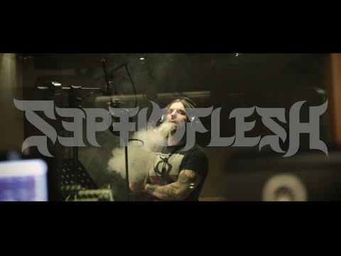 Septicflesh - 'The making of Codex Omega' (Part 3 Vocals)