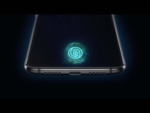 OnePlus 6T - Tap into the future
