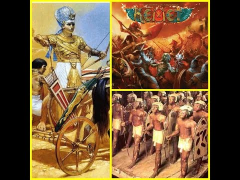 History of Thutmose III, The Rise of Egypt's Best Warrior Pharaoh (Part 1)