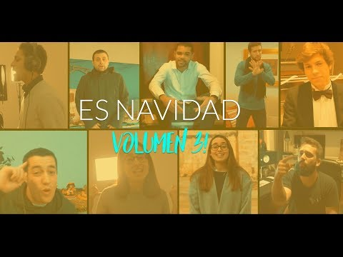 ES NAVIDAD (Vol.3) - StelioN, NFTW, A-zus, The Jay, MINS, CHALS, Luis Mas