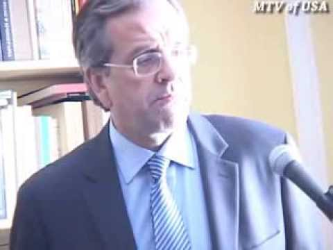 Antonis Samaras,Georgios Iliopoulos,,Greek Prime Minister part 1
