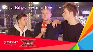 Just Eat's Xtra Bites Ep. 7: Shocked faces and judges' places