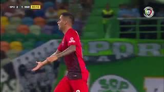 Goal | Golo Correa: Sporting 2-(1) Marítimo (Allianz Cup #1)