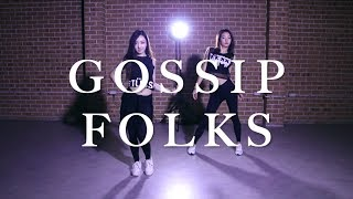 Angel Haze - Gossip Folks | iMISS CHOREOGRAPHY @ IMI DANCE STUDIO