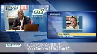 ÉDITION SPÉCIALE CORONAVIRUS - 26 MARS 2020 - PARTIE 1
