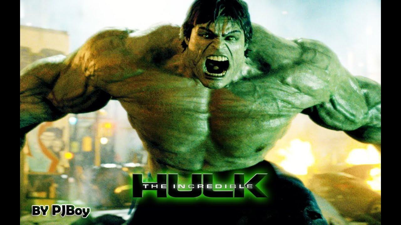 Incrivel Hulck Stunning o incrivel hulk - youtube