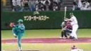 1993オールスター 落合(中)vs工藤(西) thumbnail