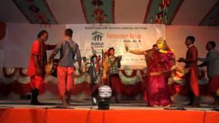 Gajan folk Dance,Traditional Dance of Bangladesh) by Tushar Chakraborty